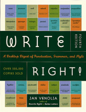 Write Right! Cover