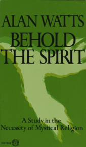 Behold the Spirit Cover