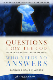 Questions from the God Who Needs No Answers Cover