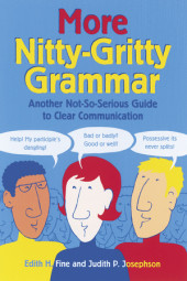 More Nitty-Gritty Grammar Cover