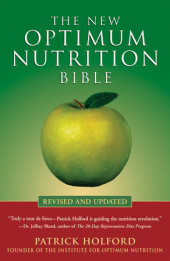 The New Optimum Nutrition Bible Cover