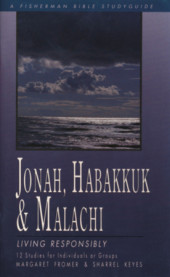 Jonah, Habakkuk, and Malachi Cover