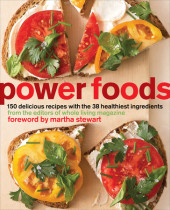 Power Foods Cover
