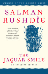 The Jaguar Smile Cover