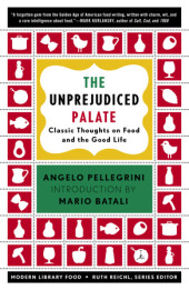 The Unprejudiced Palate Cover