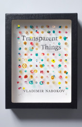 Transparent Things Cover