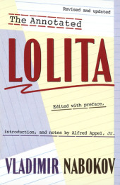 The Annotated Lolita Cover