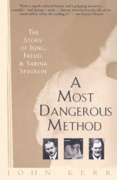 A Most Dangerous Method Cover