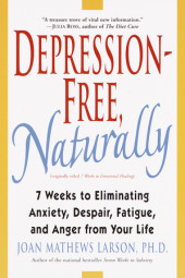 Depression-Free, Naturally Cover