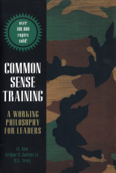 Common Sense Training Cover