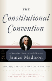 The Constitutional Convention Cover