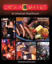 Dinosaur Bar-B-Que Cover