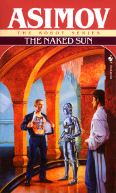 The Naked Sun Cover