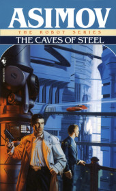 Caves of Steel Cover