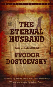 The Eternal Husband and Other Stories Cover