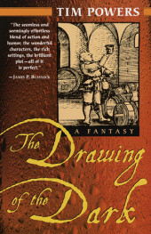 The Drawing of the Dark Cover