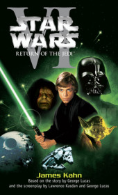 Return of the Jedi: Star Wars: Episode VI Cover