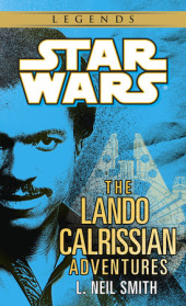 Star Wars: The Adventures of Lando Calrissian Cover