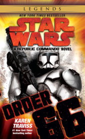 Order 66: Star Wars Cover