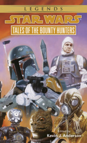Tales of the Bounty Hunters: Star Wars Cover