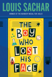 The Boy Who Lost His Face Cover