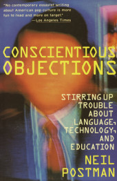 Conscientious Objections Cover
