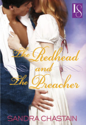 The Redhead and the Preacher Cover