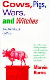 Cows, Pigs, Wars, and Witches Cover