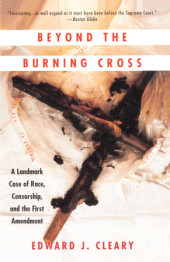 Beyond the Burning Cross Cover