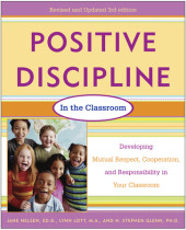 Positive Discipline in the Classroom, Revised 3rd Edition Cover
