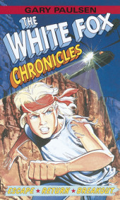 The White Fox Chronicles Cover