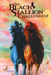 The Black Stallion Challenged Cover
