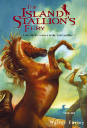 The Island Stallion's Fury Cover