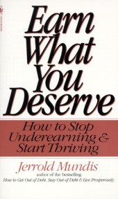 Earn What You Deserve Cover