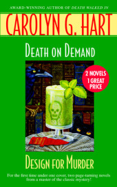 Death on Demand/Design for Murder Cover