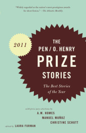 PEN/O. Henry Prize Stories 2011 Cover