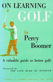 On Learning Golf Cover