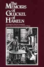 Memoirs of Gluckel of Hameln Cover