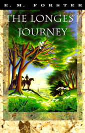 The Longest Journey Cover