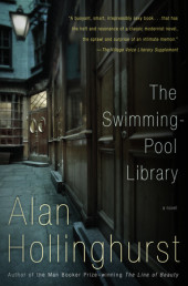 The Swimming-Pool Library Cover