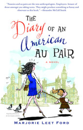 The Diary of an American Au Pair Cover