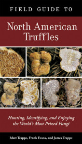 Field Guide to North American Truffles Cover