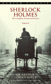 Sherlock Holmes: The Complete Novels and Stories Volume II Cover