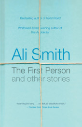 The First Person and Other Stories Cover