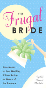 The Frugal Bride Cover