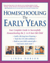 Homeschooling: The Early Years Cover