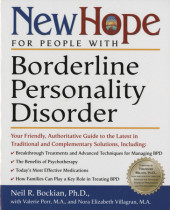 New Hope for People with Borderline Personality Disorder Cover