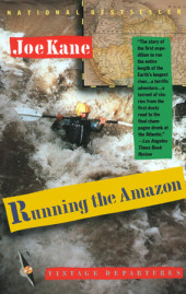 Running the Amazon Cover