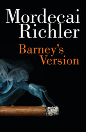Barney's Version Cover