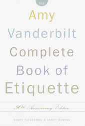 The Amy Vanderbilt Complete Book of Etiquette Cover